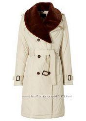 Утеплене пальто