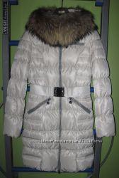 Пуховое пальто DASER TD-11-046M размер 38, S-M новое