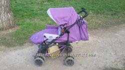 Продам коляску Чикко Трио , три предмета.
