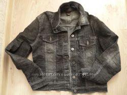 Джинсовая куртка фирмы Motor