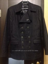 Пальто мужское демисезонное новое