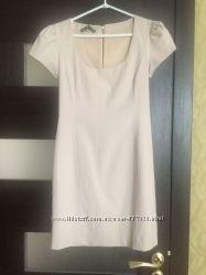 Бежевое платье Imperial оригинал, Италия, классика