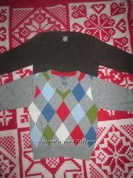 реглан тонкий свитерок на мальчика 2-3 лет H&M