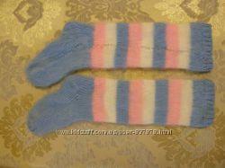 Продам гольфы, носки из шерсти с мохером, теплые, 38 размер.