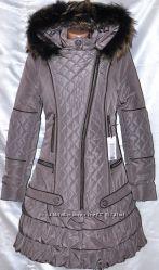 Зимнее, стильное и универсальное пальто-трансформер