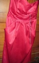 платье на выпускной, на свадьбу размер s