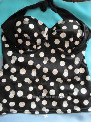 Туника пляжная блуза и купальник