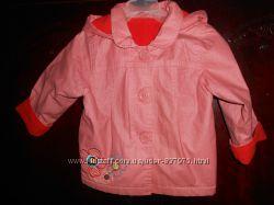 плащик-куртка  на 4- 5 лет