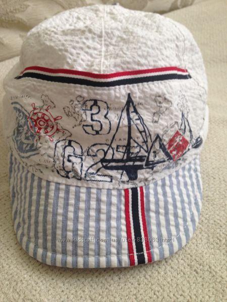 Легкая летняя кепка Jamiks в хорошем состоянии