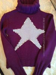 Тёплый свитер в хорошем состоянии