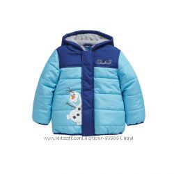 Теплая куртка известного бренда Disney Оригинал