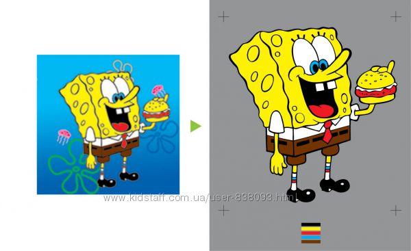 отрисовка логотипов и изображений