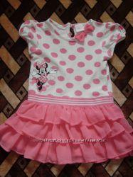 Платье Disney на 3-4 года