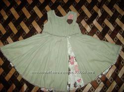 Платье Monsoon на 2-3 года