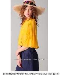 Sonia Rykiel шляпка по супер цене