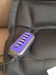 массажное автокресло с обогревателем