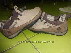 Timberland замшевые туфельки 15, 5 см по стельке.