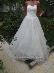 Роскошное, классическое платье для истинной принцессы