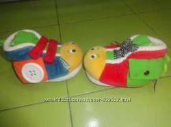 Развивающие тапочки K&acutes Kids-игрушка.