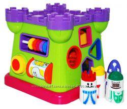 Развивающий центр сортер BabyBaby Замок