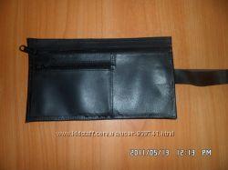 Продам кошелек поясной, кожаный для перевозки денег