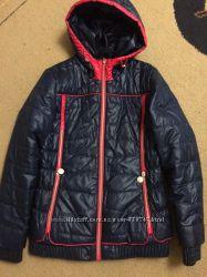 Демисезонная  курточка для девочки. Состояние новой рост 146-158