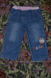 утепленные джинсы на девочку Disney
