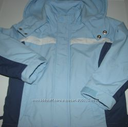 Деми куртка-ветровка на флисе на 3-4 года Cocobello