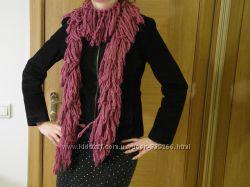 Стильный шарфр, розового цвета reserved