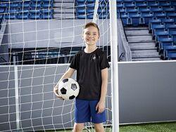 Спортивная футболка для мальчика crivit германия, р-ры 134/140, 146/152