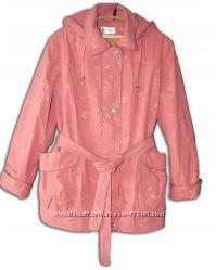 Элегантная осенняя куртка 56-58р