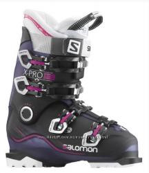 Горнолыжные ботинки женские Salomon. Коллекция 2016 года.