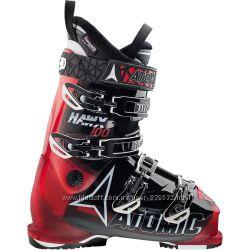 Горнолыжные ботинки мужские Atomic. Коллекция 2016 года.