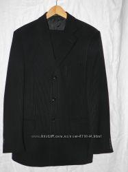 Костюм смокинг 46-48р, серый 50р