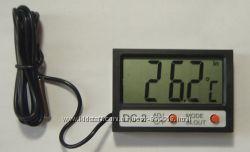Термометр, часы DС-2