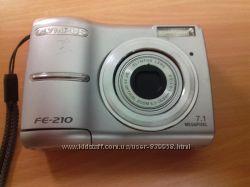 Фотоаппарат OPYMPUS FE 210