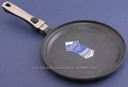 GIPFEL Сковорода для пиццы CHIC 28см со съемной ручкой литой алюм.