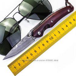 DEMINI Нож из дамасской стали в подарочной упаковке
