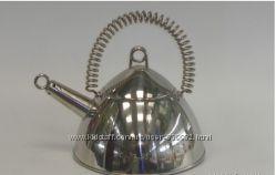 1111 GIPFEL Чайник для кипячения воды 2, 5 л SPIRAL нерж. сталь