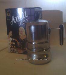 Гейзерные кофеварки GAT, Италия Anett line 2 чашки