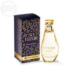 so elixir от yves rocher 50 мл парфюм