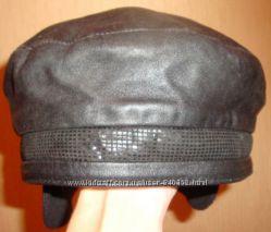 кожаная шапка Udekasi