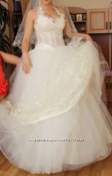 Продам свадебное платье, невенчанное, в идеальном состоянии