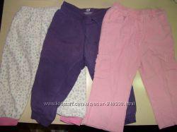 Спортивные штаны брюки на рост 86см H&M, Baby Club, Early days