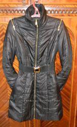 Удлиненная курточка на ситепоне