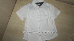 фирменные рубашки, тенниски 86-104 см