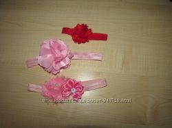 новые повязки на голову George для девочки 0-24 мес
