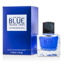 Туалетная мужская вода Antonio Banderas Blue Seduction for Men 50ml