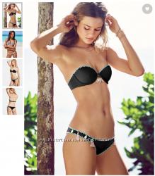 Разные топы и плавки Victoria&acutes Secret Seashell Bandeau & Itsy