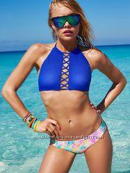 Разные топы и плавки Victoria&acutes Secret PINK High Crop & Bikini